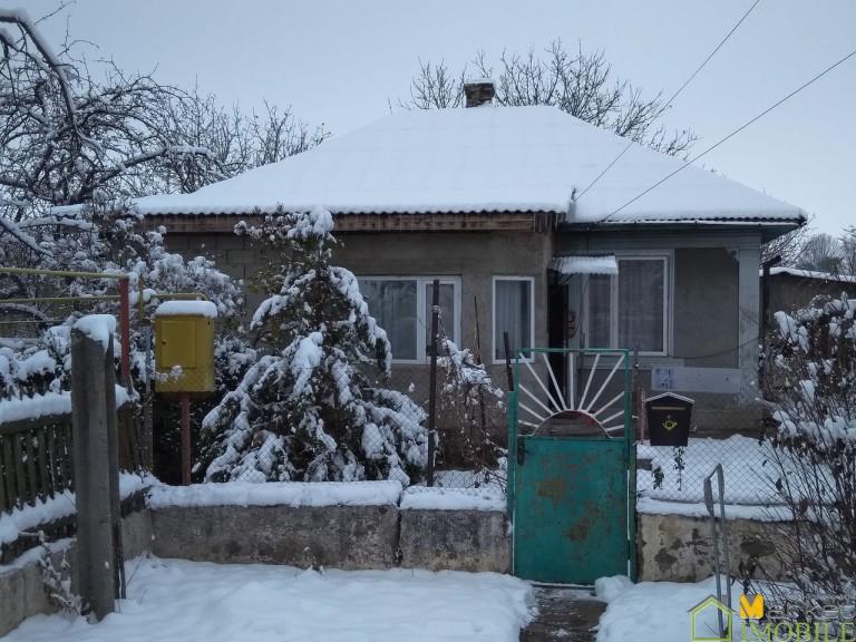 Casa individuala cu 1 nivel 90m2 pe 7,7 ari
