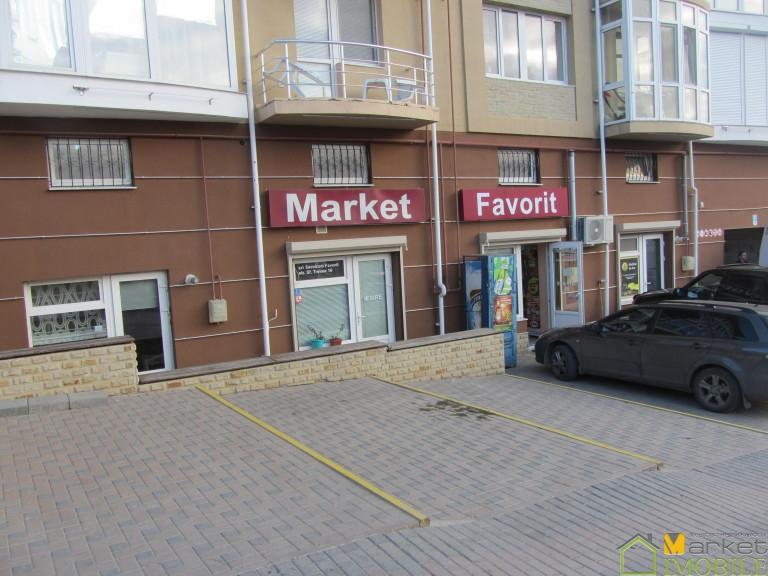 Продуктовый магазин 80кв.м. в с. Грэтиешть