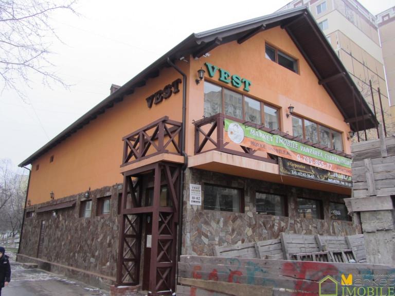 Ресторан с залом для торжеств 385кв.м.