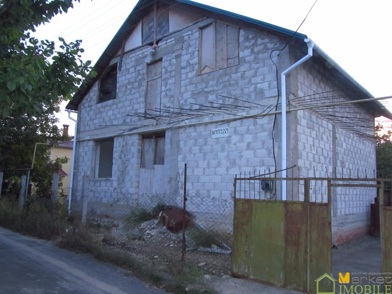 дом-дача 117кв.м. при вьезде с. Гидигич
