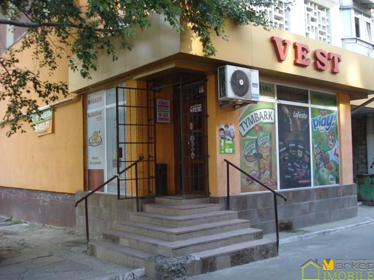Alimentara VEST на Чеканах!93м2 по ул.И.Виеру